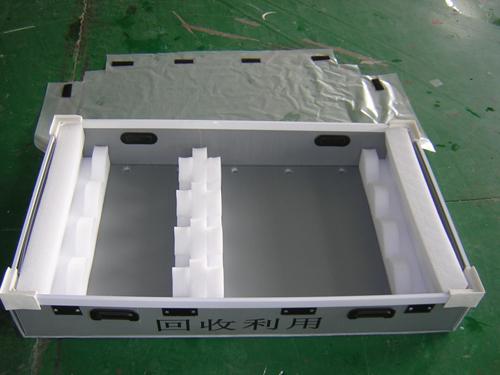 折疊式中空板周轉箱2