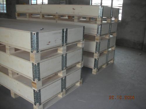 膠合板包裝箱4